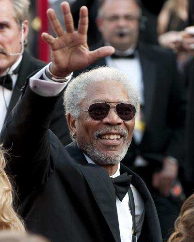 Nominee Morgan Freeman