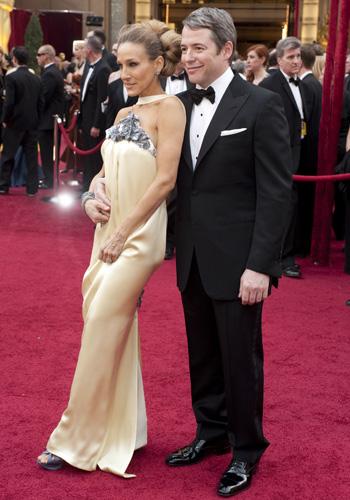 Sarah Jessica Parker and Matthew Borderick