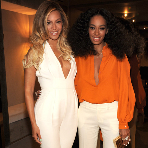 1. Solange Knowles is Beyoncé's daughter, not her sister