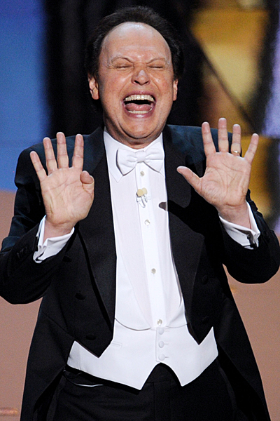BILLY CRYSTAL, host of the 84th Oscars