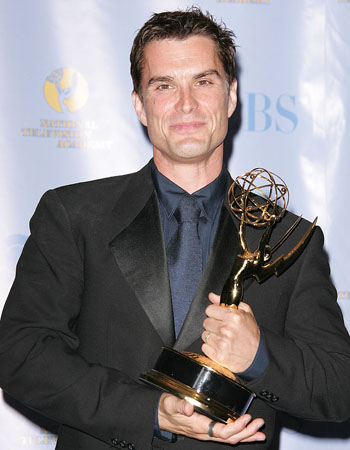 RICK HEARST: Winner for Outstanding Supporting Actor In A Drama Series