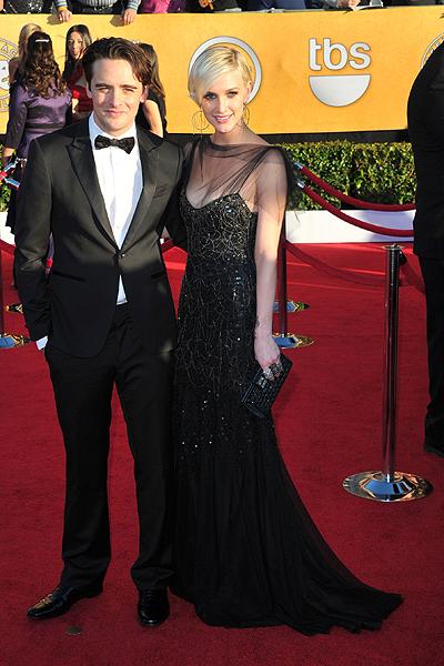 Vincent Piazza & Ashlee Simpson