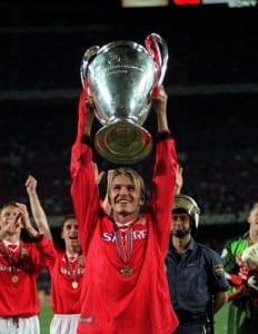 Man Utd 3d Wallpaper David Beckham Hall Of Fame Profile
