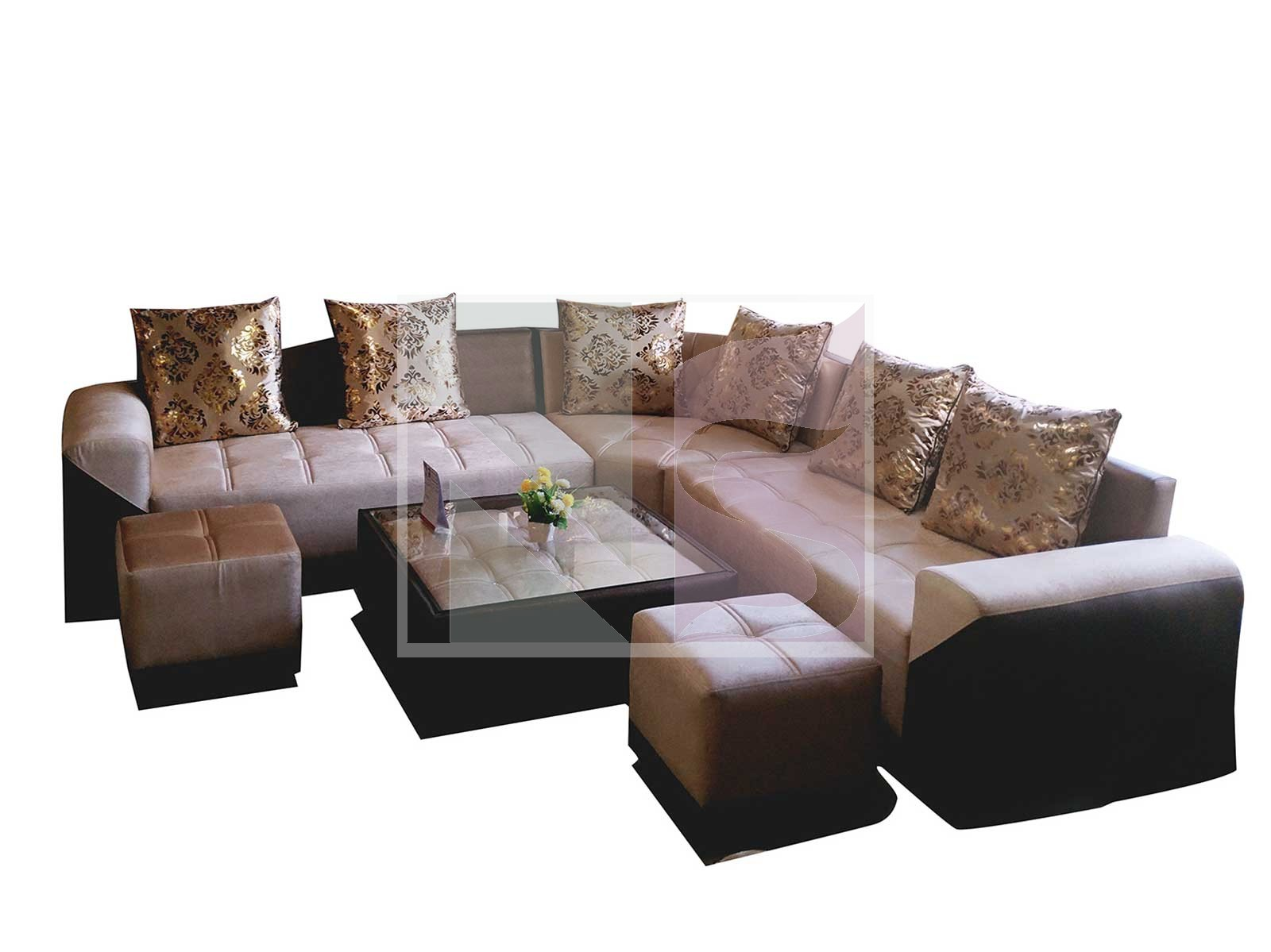 Hometown Corner Sofa Set