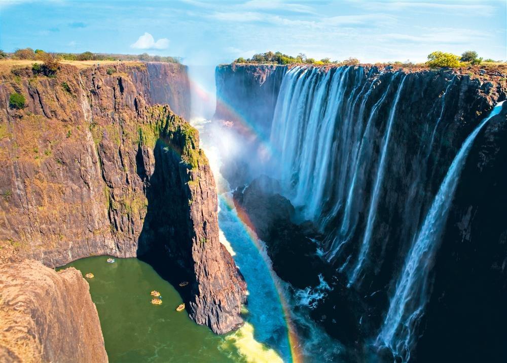 Victoria Falls Wallpapers High Resolution Cataratas Victoria Un Viaje So 241 Ado Al Coraz 243 N De 193 Frica