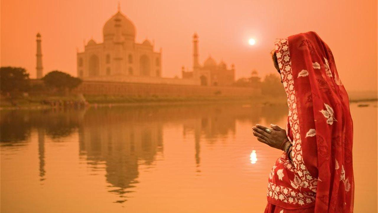 Taj Mahal Hd Wallpaper Ruta Por El Rajast 225 N
