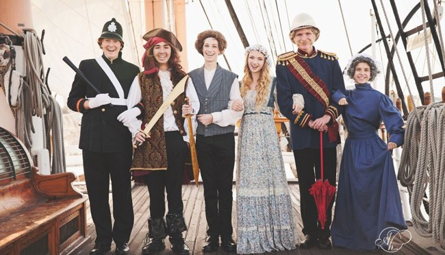 """Opening: J*Company's """"The Pirates of Penzance"""""""