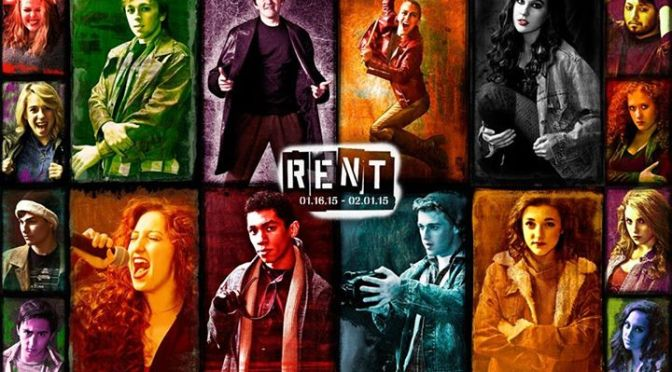 "Opening: Spotlight Youth Theatre's ""RENT"""