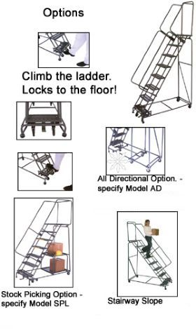 Ladders Nationwide Industrial Supply - the ladders