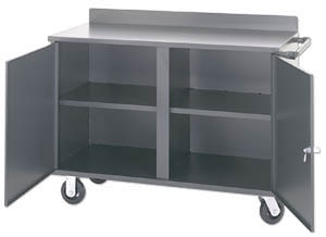 Mobile Storage Cabinets Mobile Cabinet Workbenches