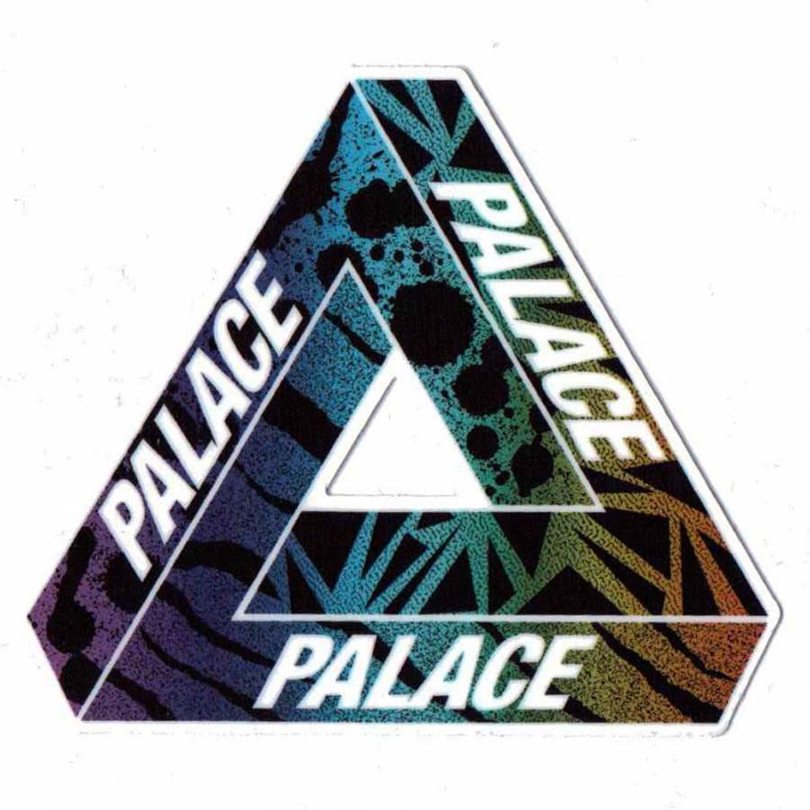 Penny Skateboards Girl Wallpaper Palace Skateboards Palace One Tooth Skateboard Sticker