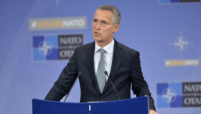 NATO - Opinion Press conference by NATO Secretary General Jens