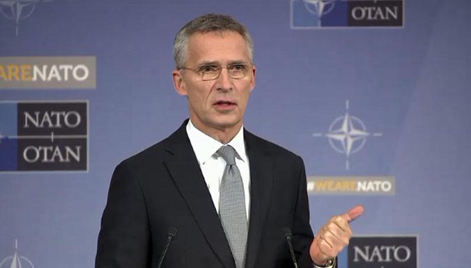 NATO - Opinion Press conference by NATO Secretary General Jens