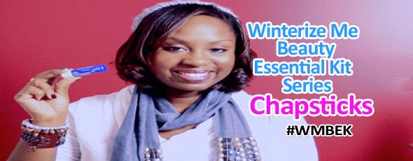 Video: Winterize Me Beauty Essential Kit - Chapsticks