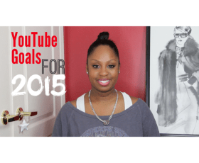 2015 YouTube Channel Goals