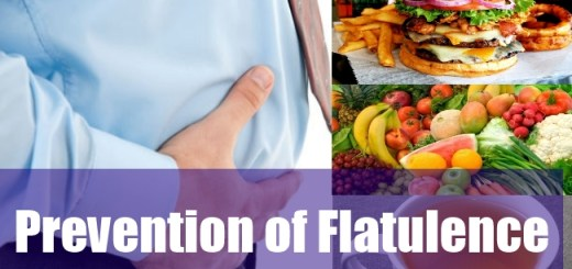 Prevention of Flatulence