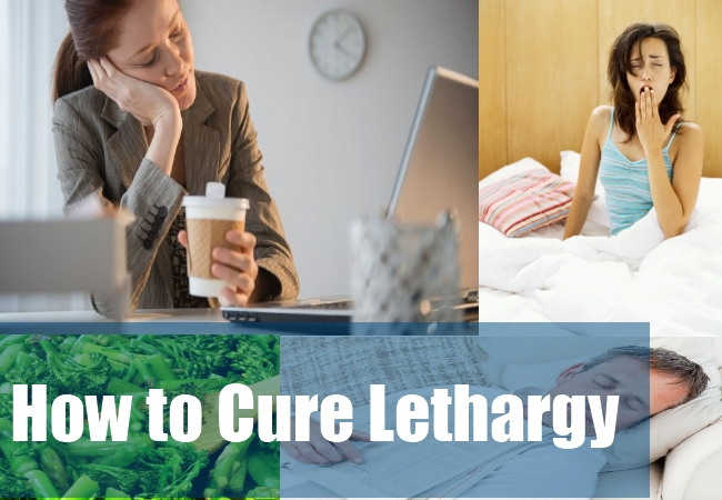 How to Cure Lethargy