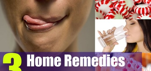 3 Home Remedies For Dry Mouth