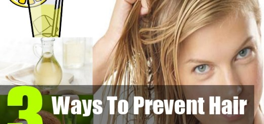 3 Ways To Prevent Hair Residue Buildup