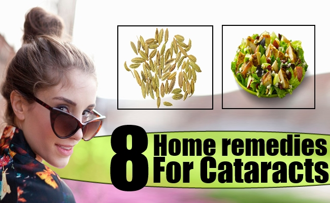 Home Remedies For Cataracts Effective Natural Cures