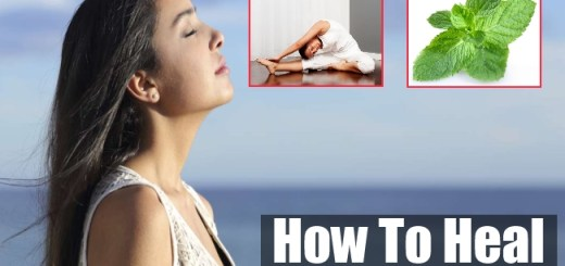 How To Heal Breathing Problem.