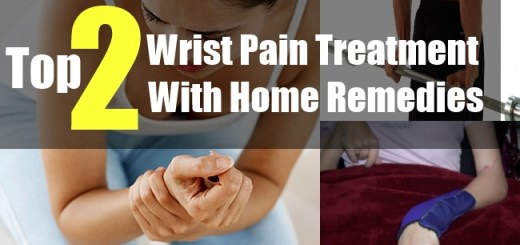 2 Wrist Pain Treatment With Home Remedies