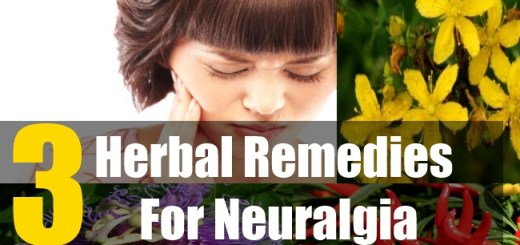 3 Herbal Remedies For Neuralgia