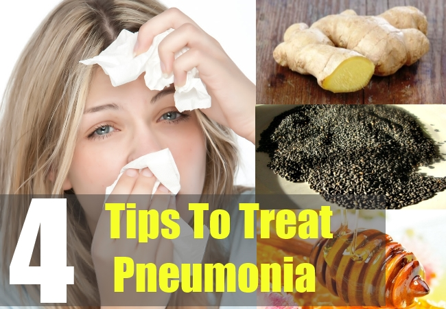 4 tips to treat pneumonia in adults - causes, symptoms and, Human Body