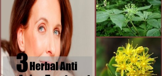 Herbal Anti Aging Treatment