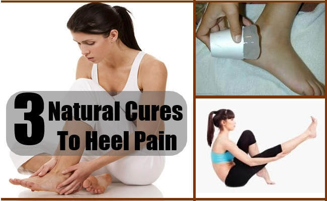 Natural Cures For Tendonitis In Heel