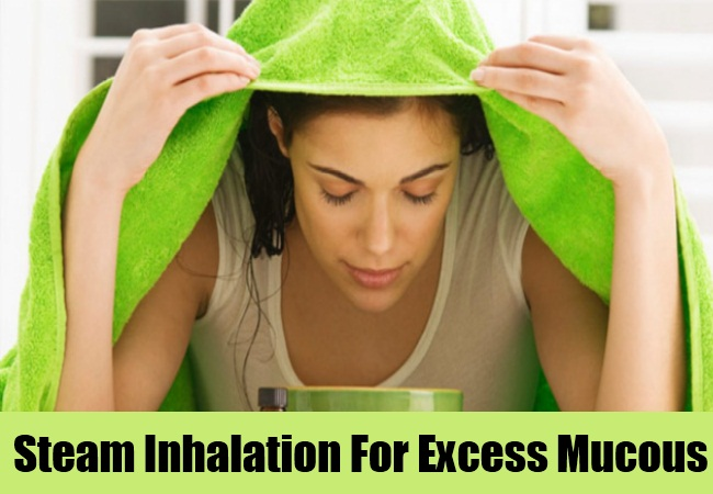 how to clear up mucus