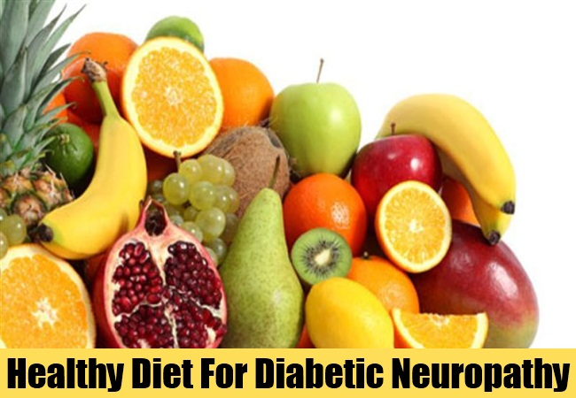 Healthy Diet For Diabetic Neuropathy