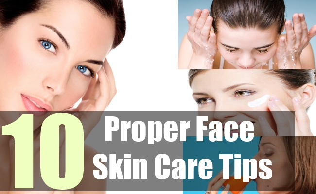Tips for facial care !!!