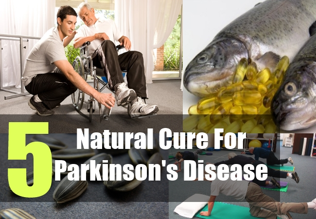 5 Natural Cure For Parkinson's Disease