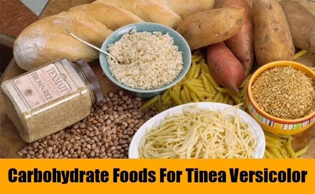 Carbohydrate Foods For Tinea Versicolor