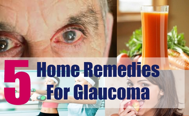 Natural Cure For Glaucoma Eye