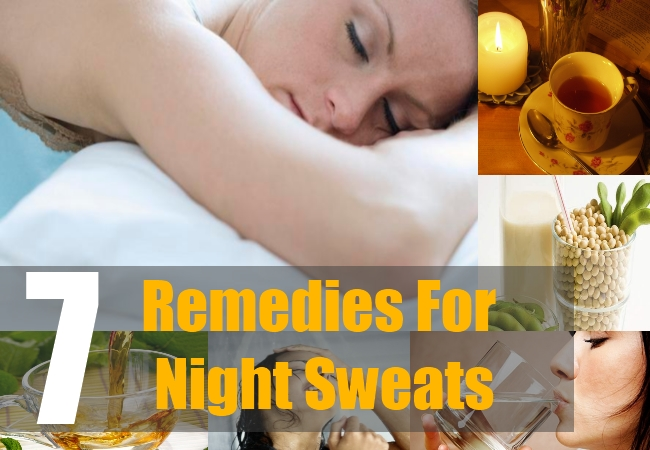 Natural Home Remedies For Night Sweats