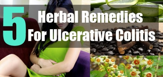 5 Herbal Remedies For Ulcerative Colitis