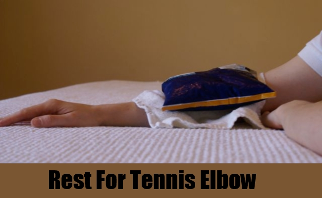 Home Remedies For Severe Tennis Elbow