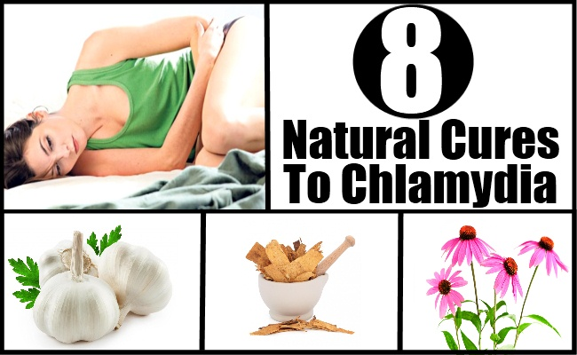 8 Natural Cures For Chlamydia - How To Cure Chlamydia Naturally - cure for chlamydia