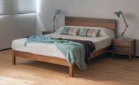 Malabar | Contemporary Wooden Bed | Natural Bed Company