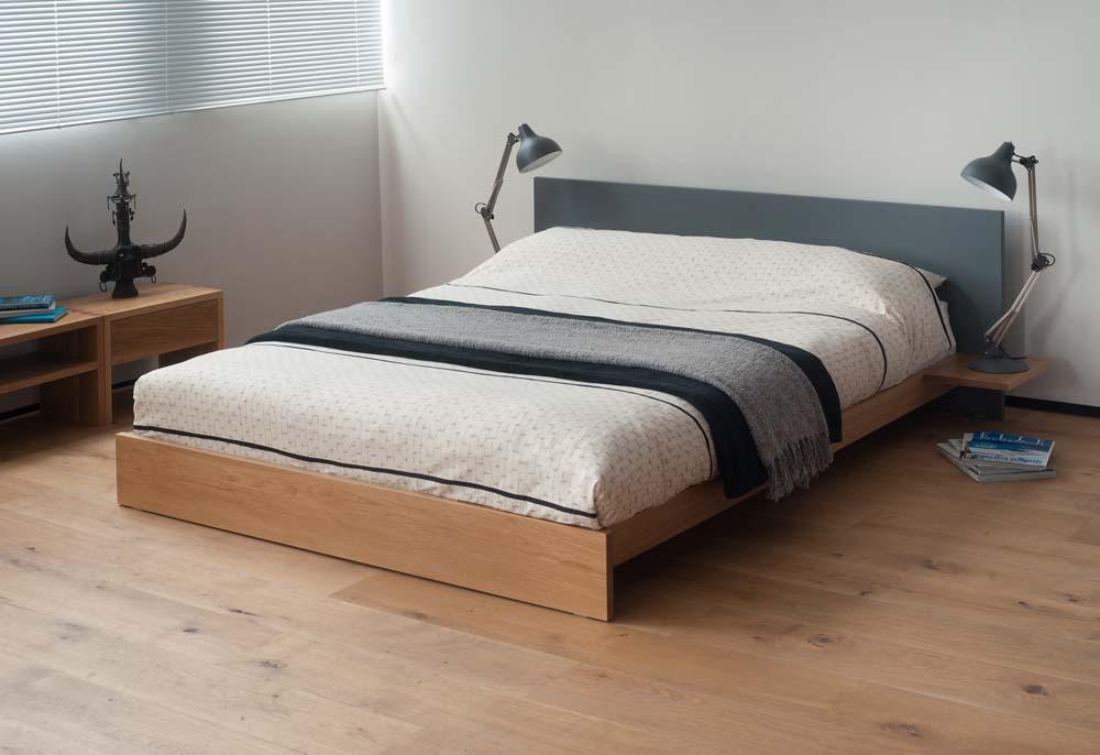 Attic Bedrooms Low Loft Beds Natural Bed Company