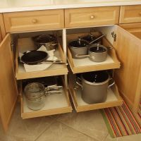 Kitchen Cabinet Organizers and Add-ons