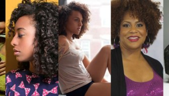 Natural Hair Celebrities