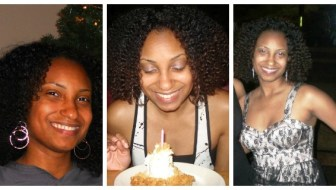 Hair Journey Keisha