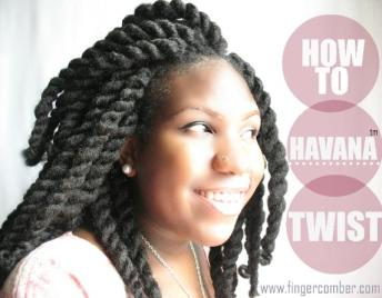 How To Do Havana Twists Havana Twists