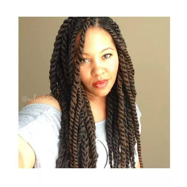 Marley/Havana Twists with Invisible Roots | Natural Hair Rules!!!
