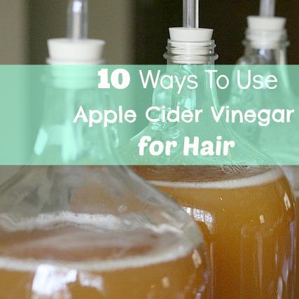 Apple Cider Vinegar Hair Weave 48