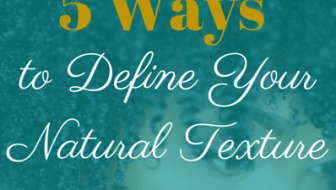 Define Natural Texture Feature