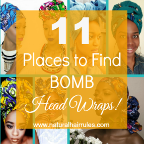 11 Places to Find Bomb Head Wraps!